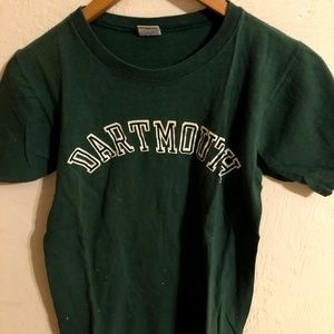 VINTAGE DARTMOUTH CHAMPION T-SHIRT 1970's.